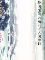 外国文学大系:大人国游记封面